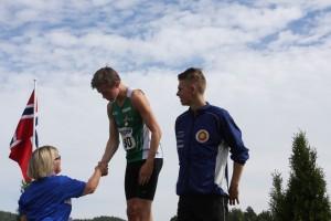 Karsten Warholm får sin tredje gullmedalje